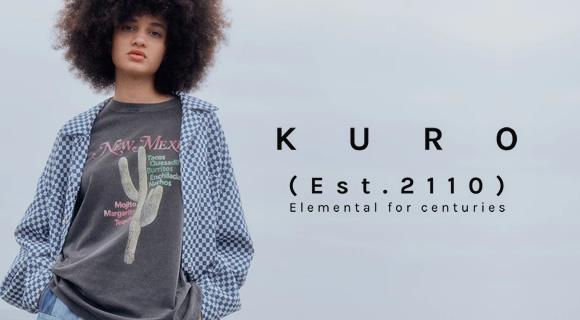 KURO/クロ
