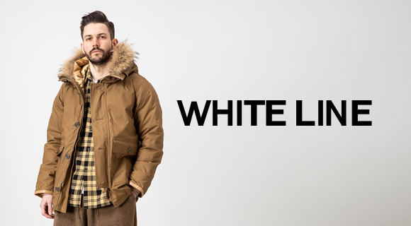 WHITE LINE/ホワイトライン
